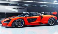 McLaren Senna P15 (2018): Motor & Preis