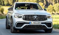 Mercedes-AMG GLC 63 4Matic Coupé