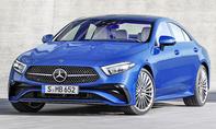 Mercedes CLS Facelift (2021)