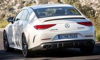 Mercedes CLS (2018)