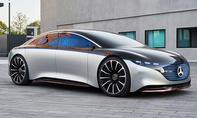 Mercedes Concept EQS (2019)