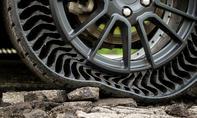 Michelin Uptis: Reifen ohne Luft