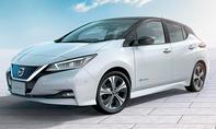 1. Platz – Nissan Leaf, 23,1 % (Importwertung)