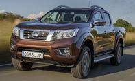 1. Platz – Nissan Navara, 24,7 % (Importwertung)