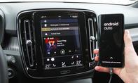 Volvo XC40: Connectivtiy