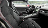 Porsche 718 Cayman GTS (2017)