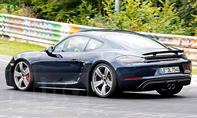 Porsche 718 Cayman GTS (2018)