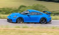 Porsche 911 GT3 – Sportwagen des Jahres 2021