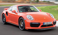 1. Platz – Porsche 911 Turbo S, 14,5 % (Supersportwagen)