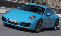 1. Platz – Porsche 911, 27,6 % (Sportwagen)
