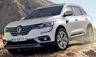 Renault Koleos Facelift (2019)
