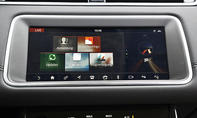 Range Rover Evoque: Connectivity