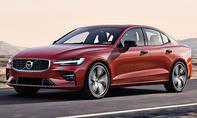 1. Platz – Volvo S60/V60, 18,0 % (Importwertung)