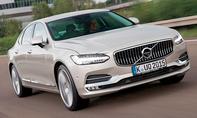 1. Platz – Volvo S90/V90, 21,7 % (Importwertung)