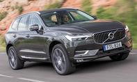 1. Platz – Volvo XC60, 8,8 % (Importwertung)