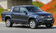 1. Platz – VW Amarok, 29,0 %