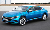 VW Arteon Facelift (2020)