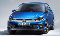 VW Polo Facelift (2021)