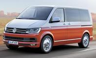 1. Platz – VW Multivan, 30,5 %