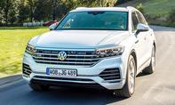 VW Touareg V8 TDI