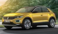 1. Platz – VW T-Roc, 18,5 %