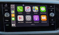 VW T-Cross: Connectivity