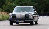 Mercedes 250 /8 ab 1968 die neue Mercedes-Generation