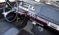 Citroën DS 19 Cabriolet Palm Beach - Bandtacho und Einspeichenlenkrad wie in jeder DS