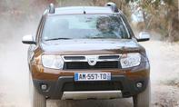 Der Verbrauch des neuen Dacia Duster mit 1,5-Liter-Diesel soll bei 5,1 Litern liegen