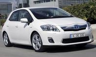 Toyota rundet seine Kompaktklasse-Baureihe mit dem Toyota Auris 1.8 VVT i HSD ab