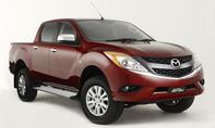 Mazda BT-50 Pick-up Frontansicht