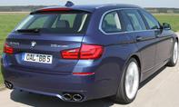 Kenner wissen beim BMW Alpina B5 Biturbo Touring sofort Bescheid