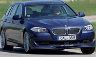 BMW Alpina B5 Biturbo Touring mit spontaner Gasannahme