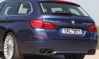 BMW Alpina B5 Biturbo Touring in 4,8 Sekunden auf Tempo 100