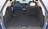 Das Kofferraumvolumen des BMW Alpina B5 Biturbo Touring beläuft sich auf 560 bis 1670 Liter
