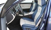 Innenraum des BMW Alpina B5 Biturbo Touring