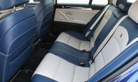 BMW Alpina B5 Biturbo Touring mit Leder-Sportsitzen