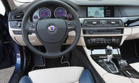 Cockpit des BMW Alpina B5 Biturbo Touring