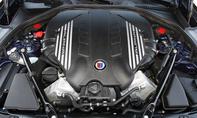 BMW Alpina B5 Biturbo Touring mit einem 507-PS-V8