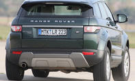 Range Rover Evoque TD4 - ESP