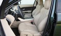 Range Rover Evoque TD4 - Langstreckenkomfort