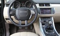 Range Rover Evoque TD4 - Materialmix