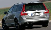 Volvo V70 D3 - Höchstgeschwindigkeit
