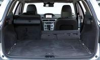 Volvo V70 D3 - Kofferaumvolumen