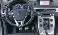 Volvo V70 D3 - Cockpit