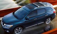Nissan Pathfinder Detroit Auto Show 2012 Geländewagen neu