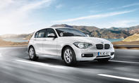 BMW 116d EfficientDynamics Edition 2012 Auto Salon Genf