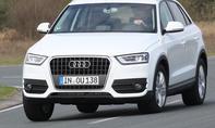 Audi Q3 2.0 TDI - Karosserie