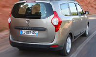 Dacia Lodgy dCi 110 eco - ESP