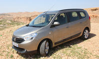 Dacia Lodgy dCi 110 eco - EU-Verbrauch